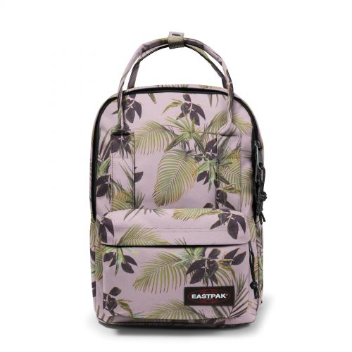 Padded Shop'r Brize Mel Pink Backpacks by Eastpak - Front view