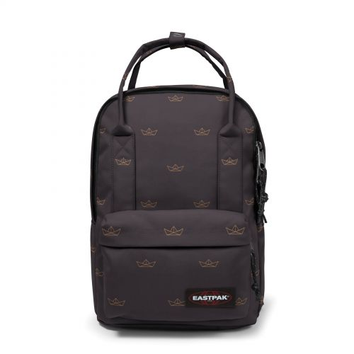 Padded Shop'r Minigami Boats Backpacks by Eastpak - Front view