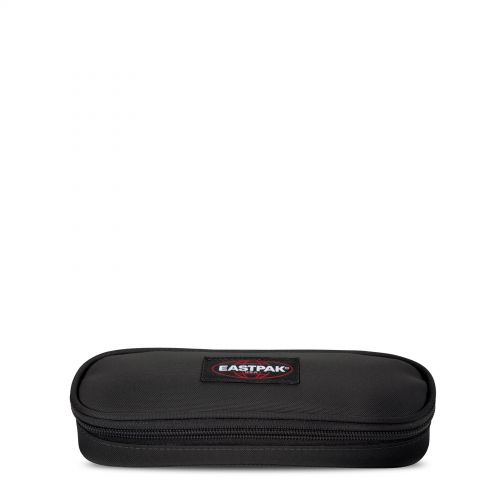 Oval S Black Accessories by Eastpak - Front view