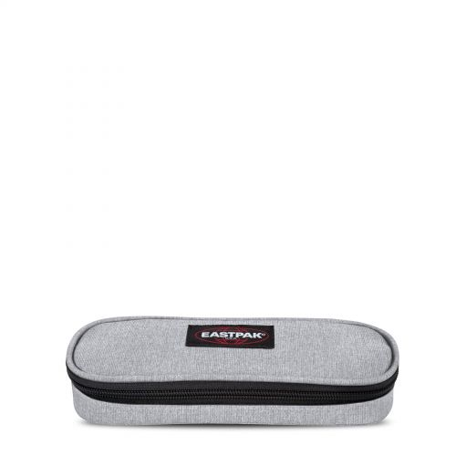 Oval S Sunday Grey Accessories by Eastpak - Front view