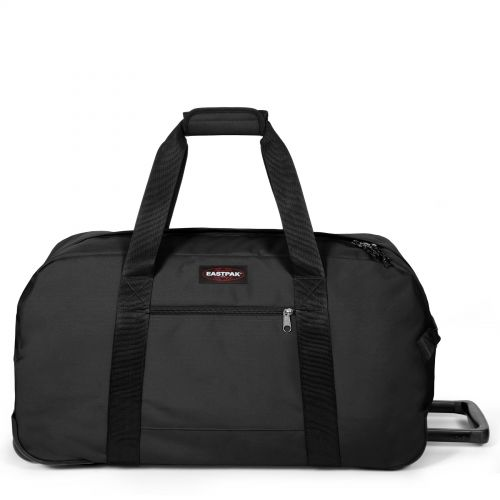 Container 85 + Black Luggage by Eastpak - Front view