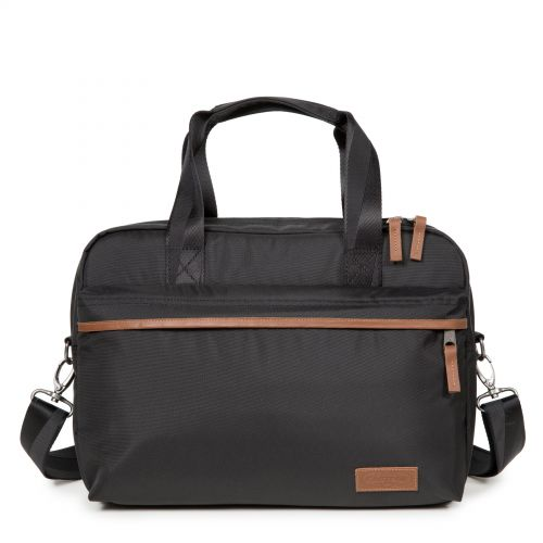 Bartech Constructed Contrast Brown Shoulderbags by Eastpak - Front view