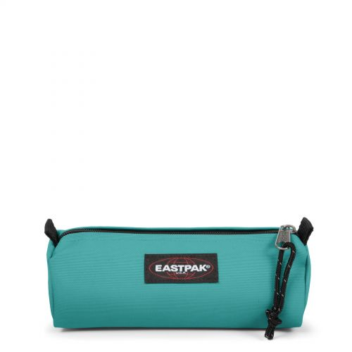 Benchmark Lagoon Blue Accessories by Eastpak - Front view