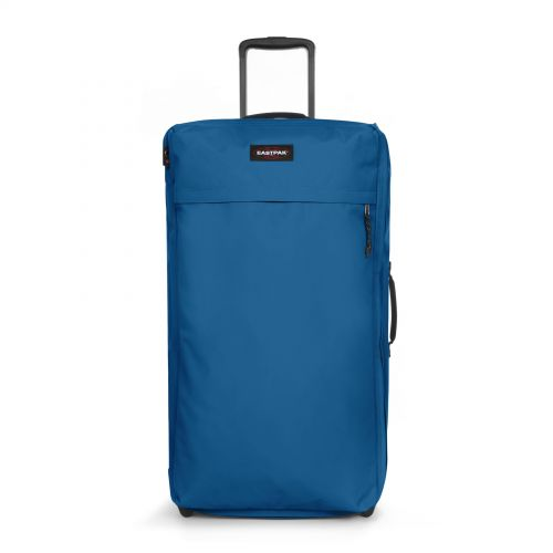 Traf'ik Light M Urban Blue Luggage by Eastpak - Front view