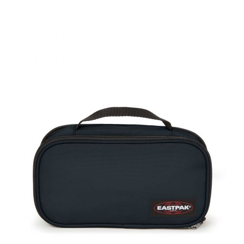 Flat Oval L Cloud Navy Accessories by Eastpak - Front view