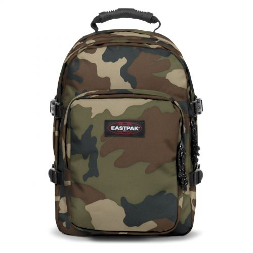 Provider Camo Backpacks by Eastpak - Front view