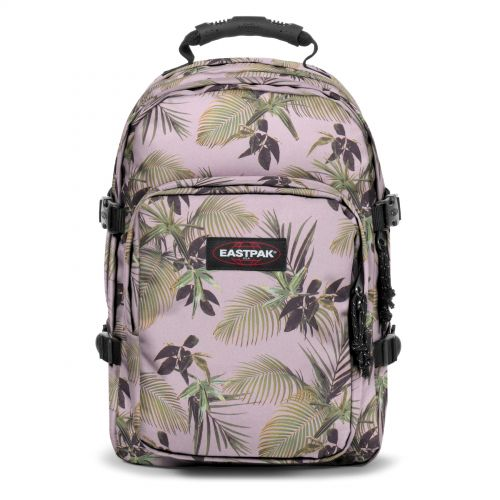 Provider Brize Mel Pink Backpacks by Eastpak - Front view