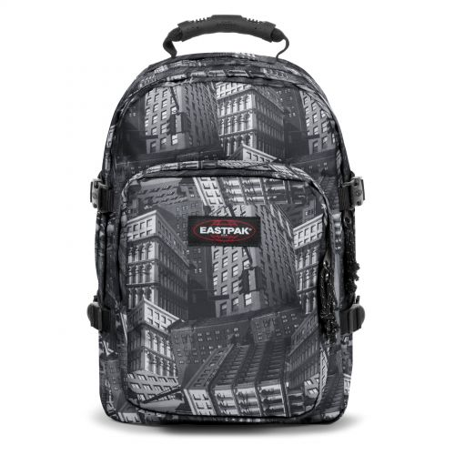 Provider Chroblack Backpacks by Eastpak - Front view