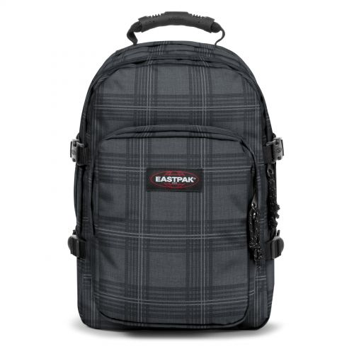 Provider Chertan Black Backpacks by Eastpak - Front view