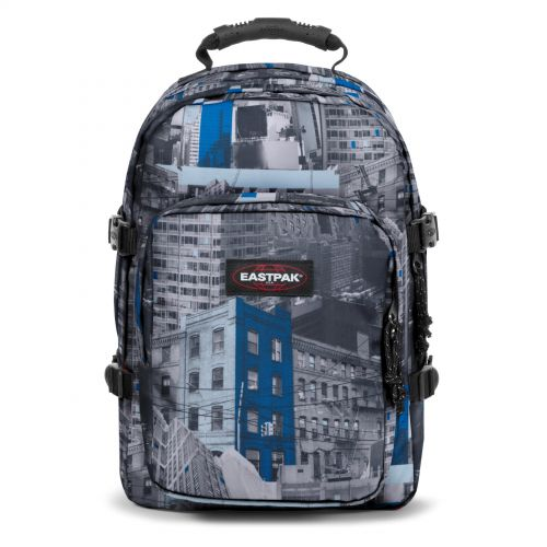 Provider Chroblue Backpacks by Eastpak - Front view