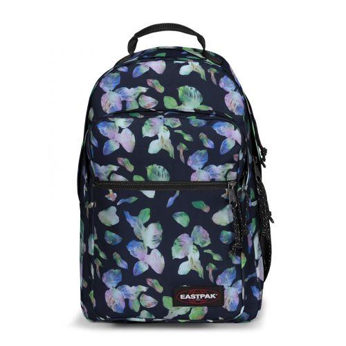 Marius Romantic Dark Backpacks by Eastpak - Front view