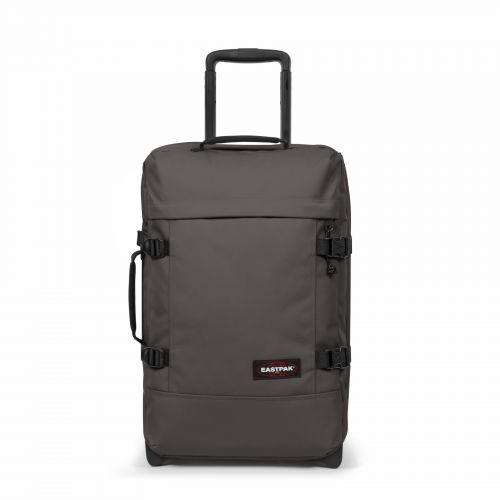 Tranverz S Simple Grey Luggage by Eastpak - Front view