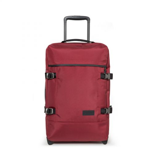 Tranverz S Constructed Merlot Luggage by Eastpak - Front view