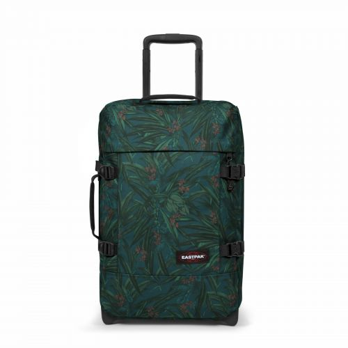 Tranverz S Brize Mel Dark Luggage by Eastpak - Front view