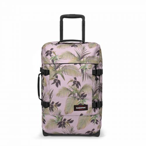 Tranverz S Brize Mel Pink Luggage by Eastpak - Front view