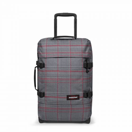 Tranverz S Chertan Red Luggage by Eastpak - Front view