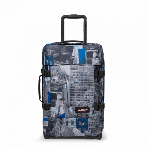 Tranverz S Chroblue Luggage by Eastpak - Front view