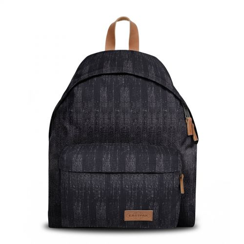 Padded Pak'R Dot Gradient Backpacks by Eastpak - Front view