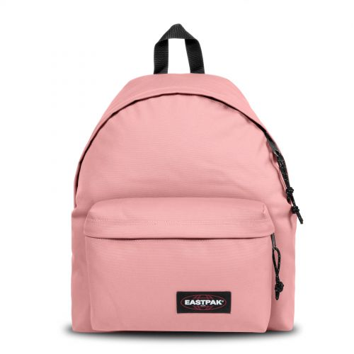 Padded Pak'r® Serene Pink Backpacks by Eastpak - Front view