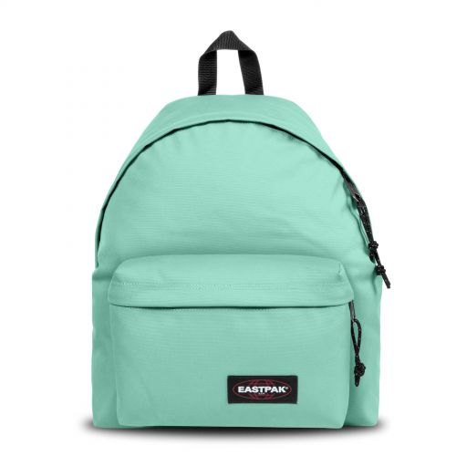 Padded Pak'r® Mellow Mint Backpacks by Eastpak - Front view