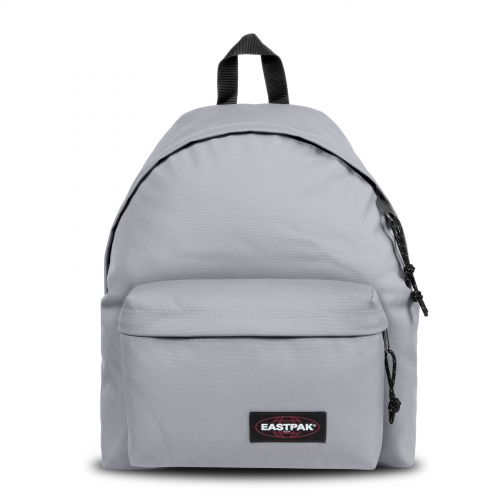 Padded Pak'r® Local Lilac Backpacks by Eastpak - Front view