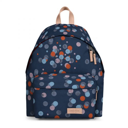 Padded Pak'r® Super Spots Backpacks by Eastpak - Front view