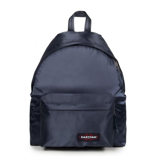 Padded Pak'r® Satin Downtown Backpacks by Eastpak - Front view