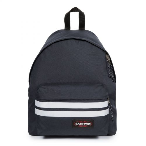 Padded Pak'r® Reflective Cloud Backpacks by Eastpak - Front view