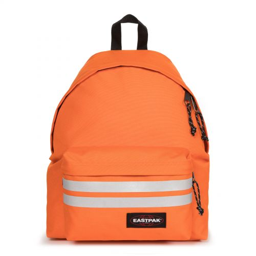 Padded Pak'r® Reflective Cheerful Backpacks by Eastpak - Front view
