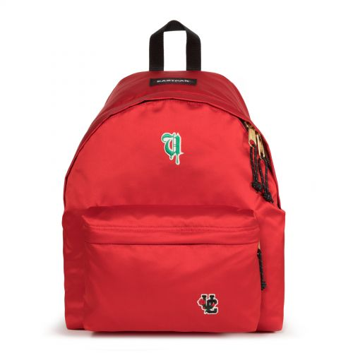 Undercover Padded Pak'r® UC Red Satin by Eastpak - Front view
