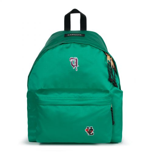Undercover Padded Pak'r® UC Green Satin by Eastpak - Front view