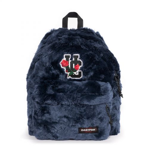 Undercover Padded Pak'r® UC Navy Fur by Eastpak - Front view