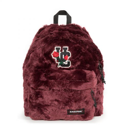 Undercover Padded Pak'r® UC Burgundy Fur by Eastpak - Front view