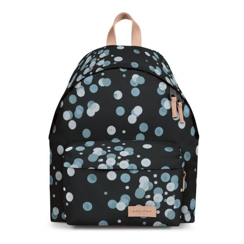 Padded Pak'r® Super Spots BW Backpacks by Eastpak - Front view