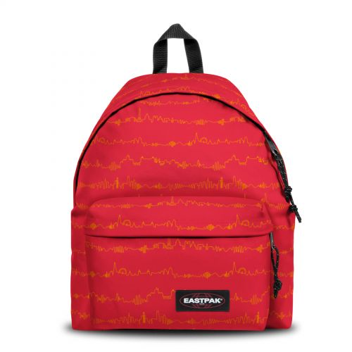 Padded Pak'r® Beat Teasing Backpacks by Eastpak - Front view