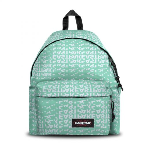 Padded Pak'r® Bold Mellow Backpacks by Eastpak - Front view