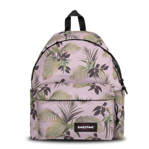 Padded Pak'r® Brize Mel Pink Backpacks by Eastpak - Front view
