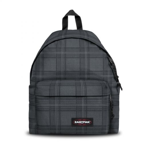 Padded Pak'r® Chertan Black Backpacks by Eastpak - Front view