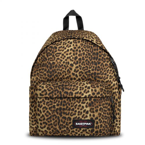 Padded Pak'r® Panter Backpacks by Eastpak - Front view