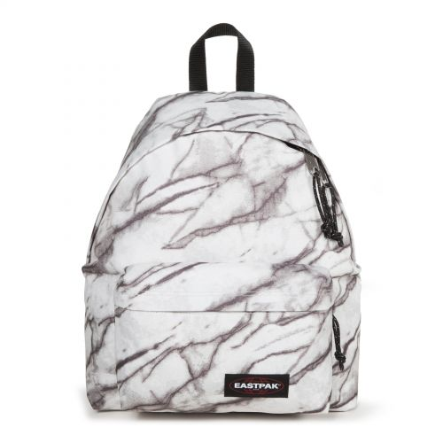 Padded Pak'r® Marble Backpacks by Eastpak - Front view