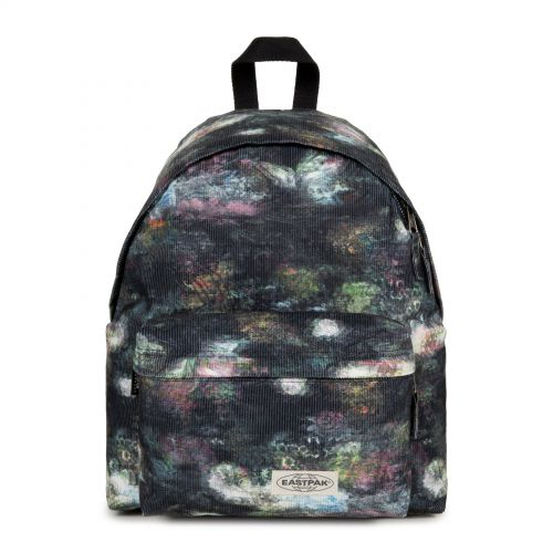 Padded Pak'r® Comfy Print Backpacks by Eastpak - Front view