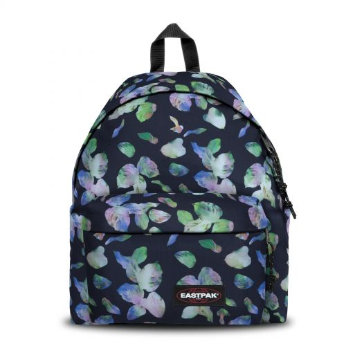 Padded Pak'r® Romantic Dark Backpacks by Eastpak - Front view