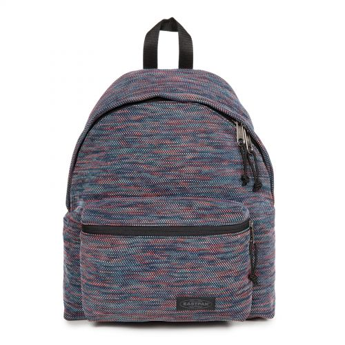 Padded Pak'r® Knitted Rainbow Backpacks by Eastpak - Front view