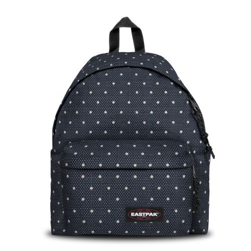 Padded Pak'r® Little Dot Backpacks by Eastpak - Front view