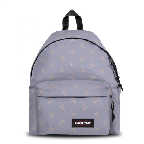 Padded Pak'r® Minigami Birds Backpacks by Eastpak - Front view
