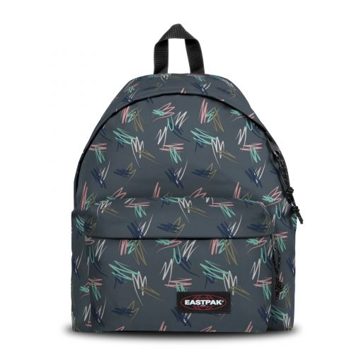 Padded Pak'r® Scribble Downtown Backpacks by Eastpak - Front view