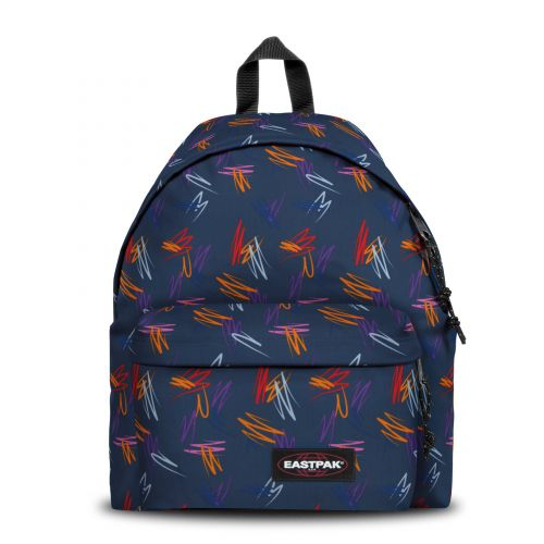 Padded Pak'r® Scribble Urban Backpacks by Eastpak - Front view