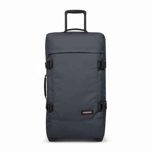 Tranverz M Downtown Blue Luggage by Eastpak - Front view