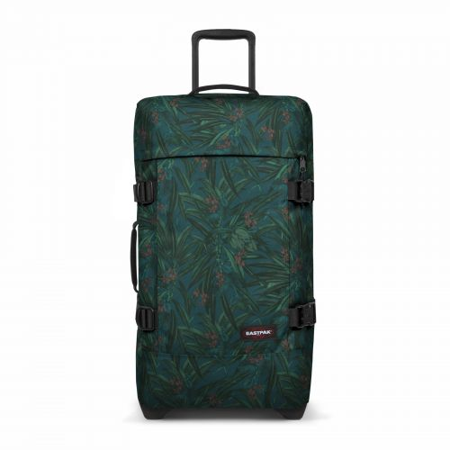 Tranverz M Brize Mel Dark Luggage by Eastpak - Front view