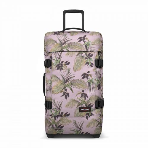 Tranverz M Brize Mel Pink Luggage by Eastpak - Front view